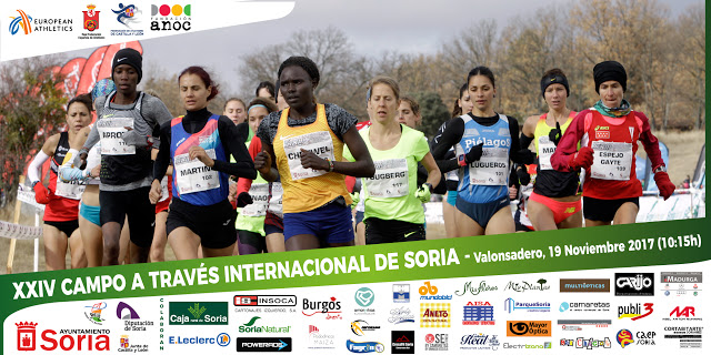 Cross Internacional de Soria 2017