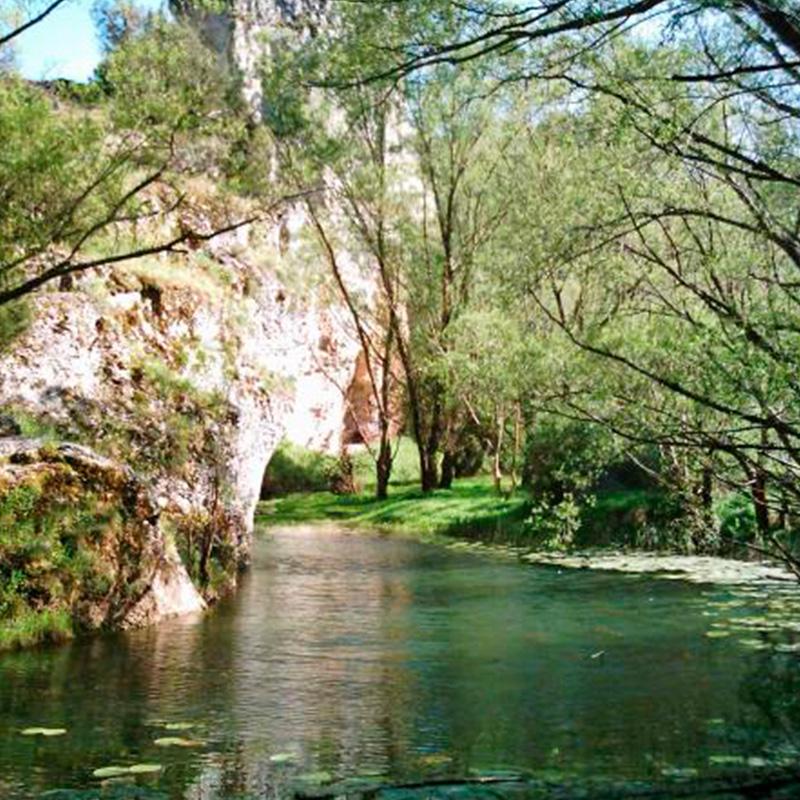Cañon del Río Lobos en Soria