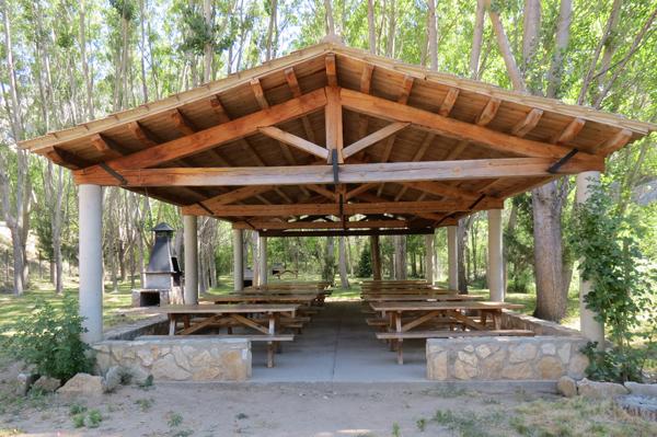 Zona Picnic Camping Soria