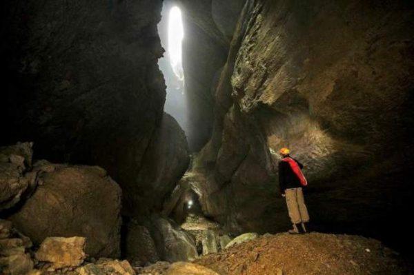 Cuevas en Soria