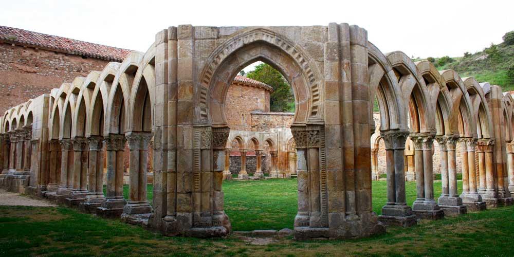 Arcos de San Juan de Duero en Soria