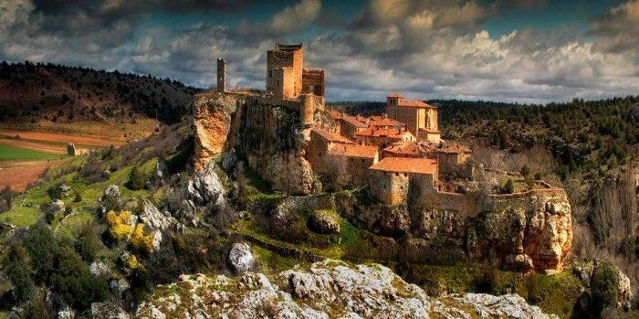 Castillo de Calatañazor en Soria