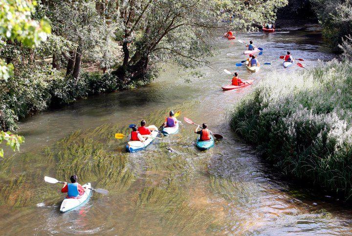 deportes de verano en Soria
