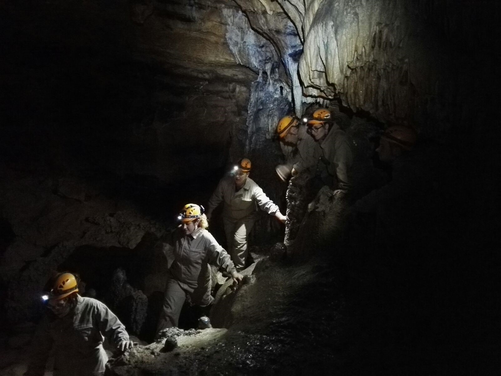 Cueva de la Galiana