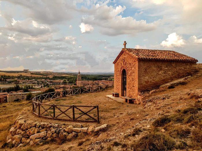 Ermita de Las Magdalenas, El Burgo de Osma