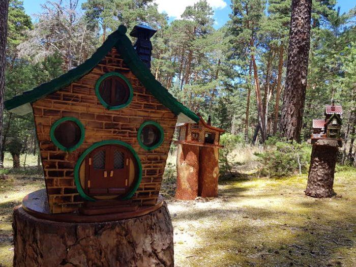 Bosque Mágico portada